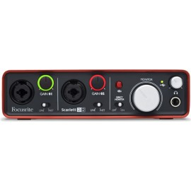 Interface de audio Focusrite Scarlett 2i2