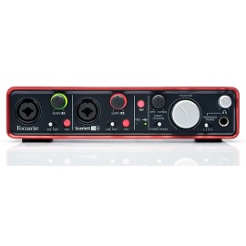 Interface de audio Focusrite Scarlett 2i4