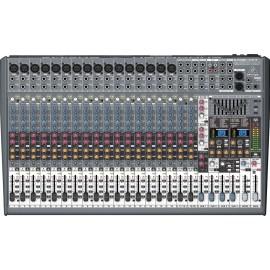 Mezcladora Behringer de 24 canales Eurodesk SX2442FX