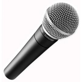 Micrófono Shure SM58-LC