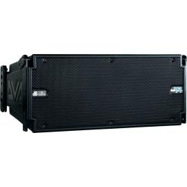 Caja amplificada para arreglo lineal dB Technologies DVA T4