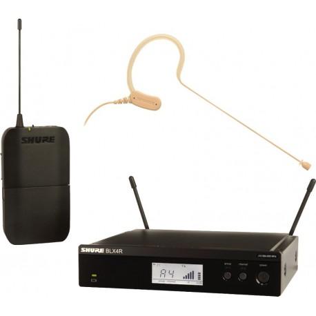 Sistema Micrófono Inalámbrico de Diadema Shure BLX14R/MX53