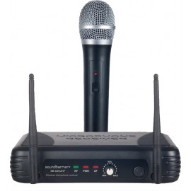 Micrófono Inalámbrico Soundbarrier SB-606UHF
