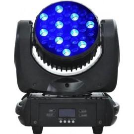Cabeza Movil Lite-Tek LED BEAM 36 RGBW