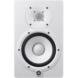 Monitor de estudio Yamaha HS7W blanco