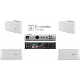 Paquete de audio Bose de pared