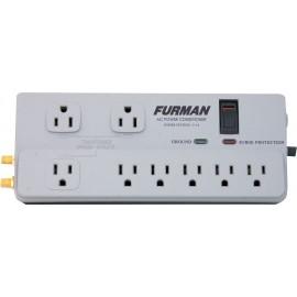 Barra Multicontactos acondicionadora de energía Furman PowerStation PST-2+6