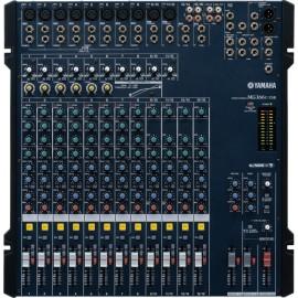 Mezcladora Yamaha 16 canales MG166C-USB