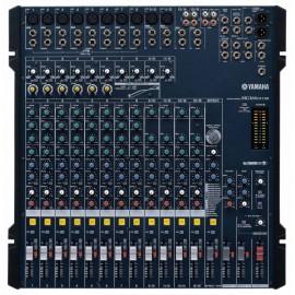 Mezcladora Yamaha de 16 canales Con Efectos y USB MG166CX-USB