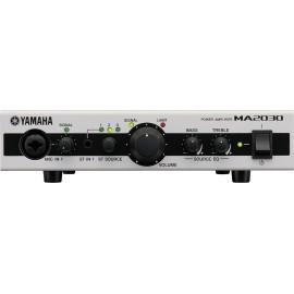 Amplificador mezclador de audio Yamaha MA2030 para audio ambiental
