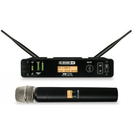 Sistema inalambrico de micrófono de mano Line 6 XD-V75