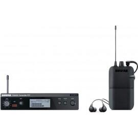 Sistema de monitoreo personal Shure PSM300 P3TR112GR