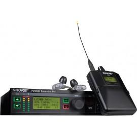 Sistema de monitoreo personal Shure PSM900 P9TRA425CL