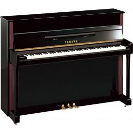 Piano Vertical Yamaha JX113T-PE Negro Brillante