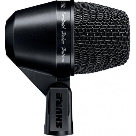 Micrófono para Bombo y percusiones Shure PGA52