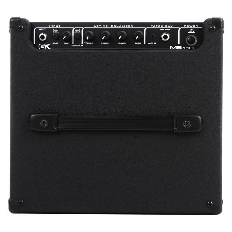 Amplificador Para Bajo De 100 Watts Gallien Krueger Mb110