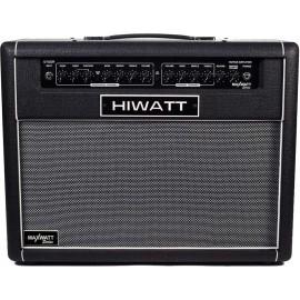 Amplificador para guitarra eléctrica Hiwatt de 100 Watts MAXWATT G100/112R