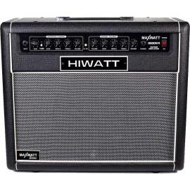 Amplificador para guitarra eléctrica Hiwatt de 50 Watts MAXWATT G5012CMR
