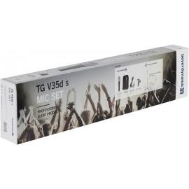 Micrófono dinámico Beyerdynamic TG V35ds SET con tripie K&M y cable Incluido