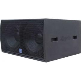 "Subwoofer doble pasivo Elipsis Audio SW-3400 2 bocinas de 18"" pulgadas"