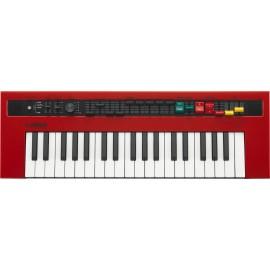 Mini Sintetizador Yamaha REFACE YC Sintetizador de Forma de Onda Drawbar Organ AMW