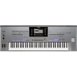Teclado portátil workstation profesional Yamaha TYROS 5 de 76 teclas