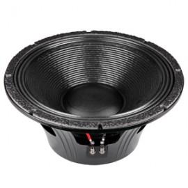 Bocina P.Audio SEC18-1700EL de 1,700 watts con imán de ferrita