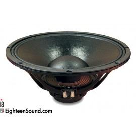 Bocina Eighteen Sound 15NMB420 con imán de neodimio