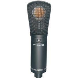 Micrófono de condensador de diafragma grande Beyerdinamic MC 840