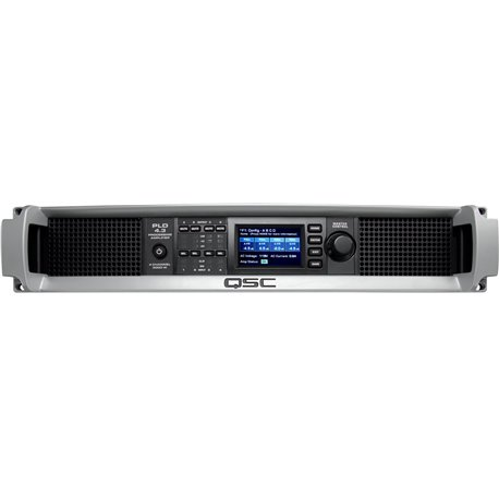 Amplificador de Audio de 4 canales QSC PLD4.3