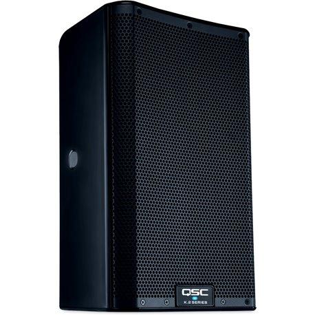 Bafle amplificado QSC K8.2 con DSP y amplificador digital