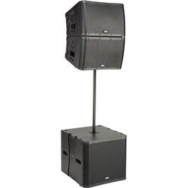 Sistema de audio 2 bafles amplificados QSC KLA12 y Subwoofer KLA181
