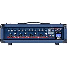 Consola Mezcladora de 4 canales Phonic Powerpod 415RW con reproductor MP3 y Bluetooth