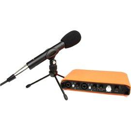 Paquete de grabación TASCAM Track Pack Interfaz iXR+ TM-60