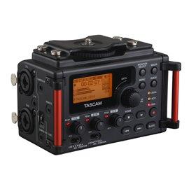 Grabadora de audio portátil de 4 Pistas para camaras DSLR TASCAM DR-60DMKII