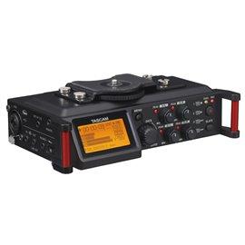 Grabadora portátil de audio de 4 pistas TASCAM DR-70D