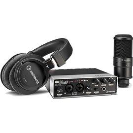 Paquete de grabación de audio Steinberg UR22mkII Recording Pack