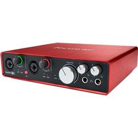 Interfaz de audio Focusrite Scarlett 6i6 6 entradas