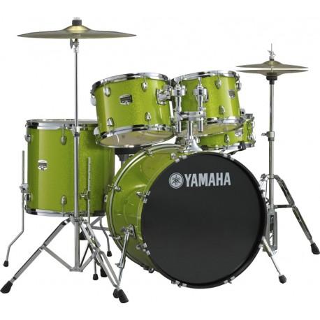 Batería Acústica Yamaha GIGMAKER Color verde