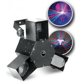 Efecto LED Tris Scan Showco SH-0372