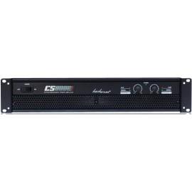 Amplificador de audio Backstage CS-8000