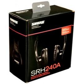 Audífonos Shure SRH240A