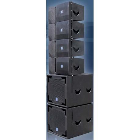 Arreglo Lineal Elipsis Audio Modelo LA-112A