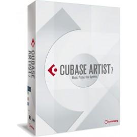 Software Cubase Artist 6.5 de Producción Musical
