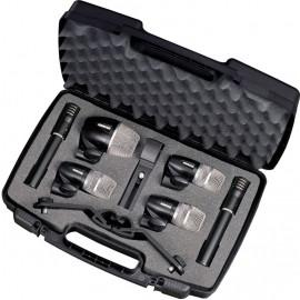Juego de Micrófonos Shure para Batería PGDMK6
