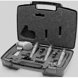 Juego de Micrófonos Shure para Batería DMK57-52