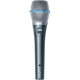 Micrófono Shure Beta 87A
