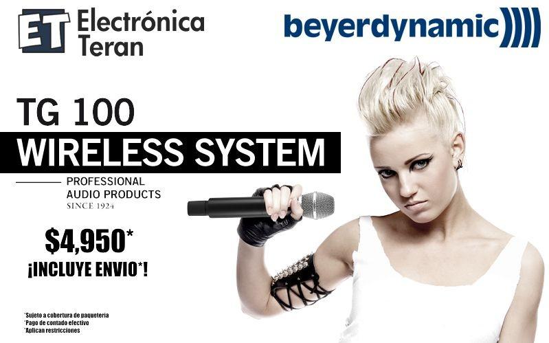 beyerdynamic TG100