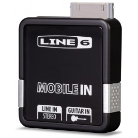 Interface de audio para guitarra/bajo Line 6 Mobile In