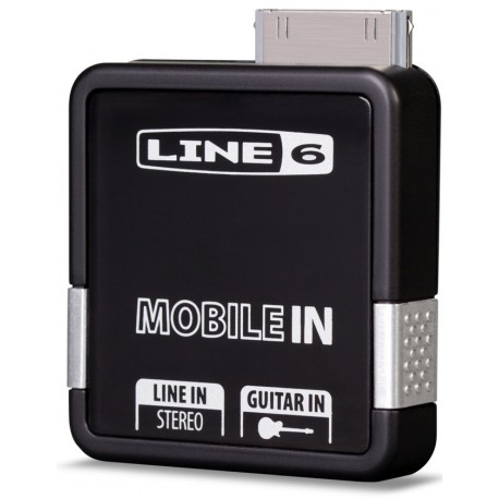 Interface de audio para guitarra/bajo Line 6 Mobile In